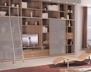Mobililibrerie mobili librerie librerie moderne for Mobili di design san diego