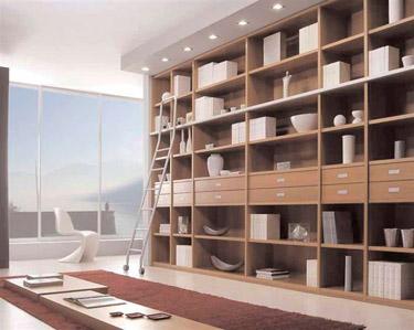 Mobililibrerie mobili librerie librerie moderne for Mobili giorno moderni