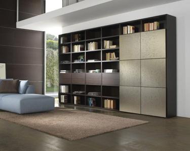 Libreria Da Salotto ~ Idee per il design della casa