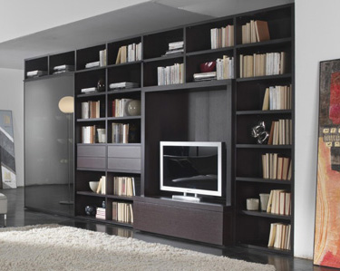 Mobili libreria tutte le offerte cascare a fagiolo for Offerte mobili salotto