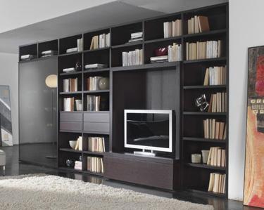 Mobililibrerie mobili librerie librerie moderne - Mobili da salotto ikea ...