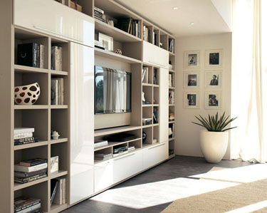 Librerie Moderne Per Soggiorno ~ Ispirazione Per La Casa e L ...